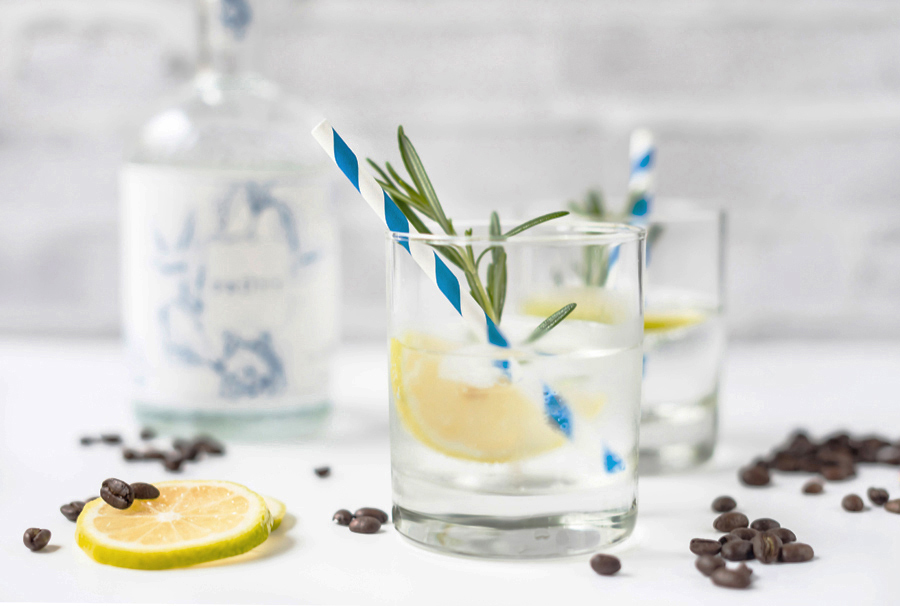 Kaffee-Gin Prütt