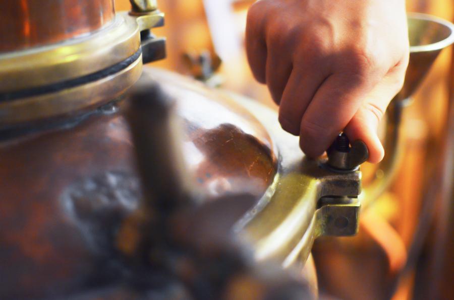 Im Gin-Workshop den eigenen Schnaps herstellen