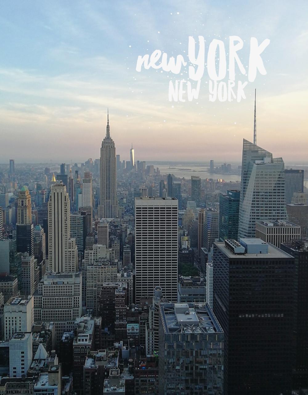 New York Flug und Einreise
