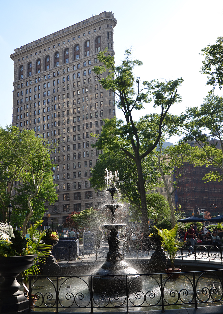 Flatiron Madison Square Park2