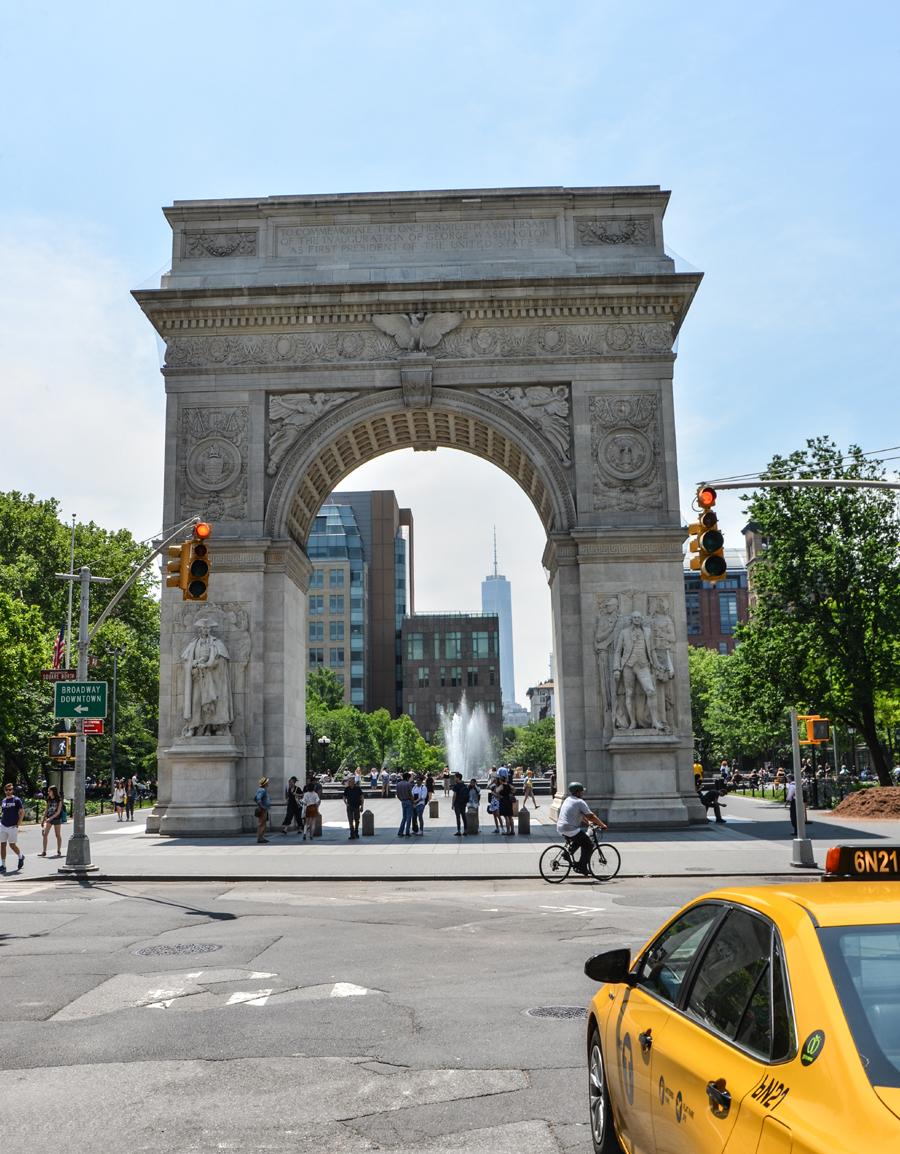 Washington Arch New York City