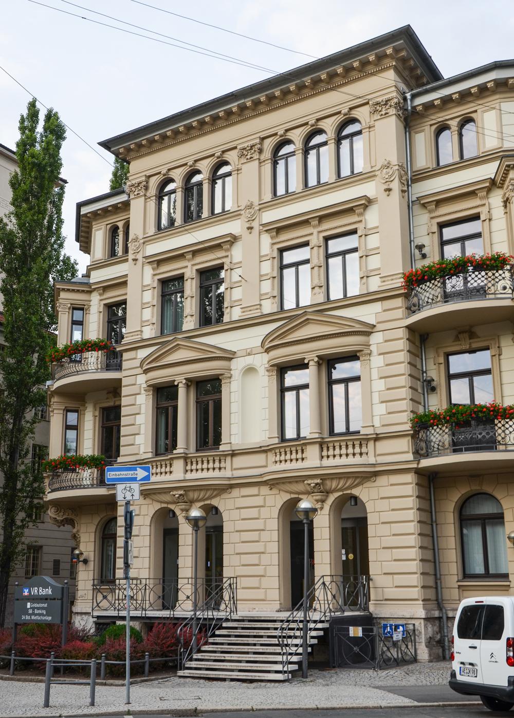Weimar in Thüringen Wochenendtripp