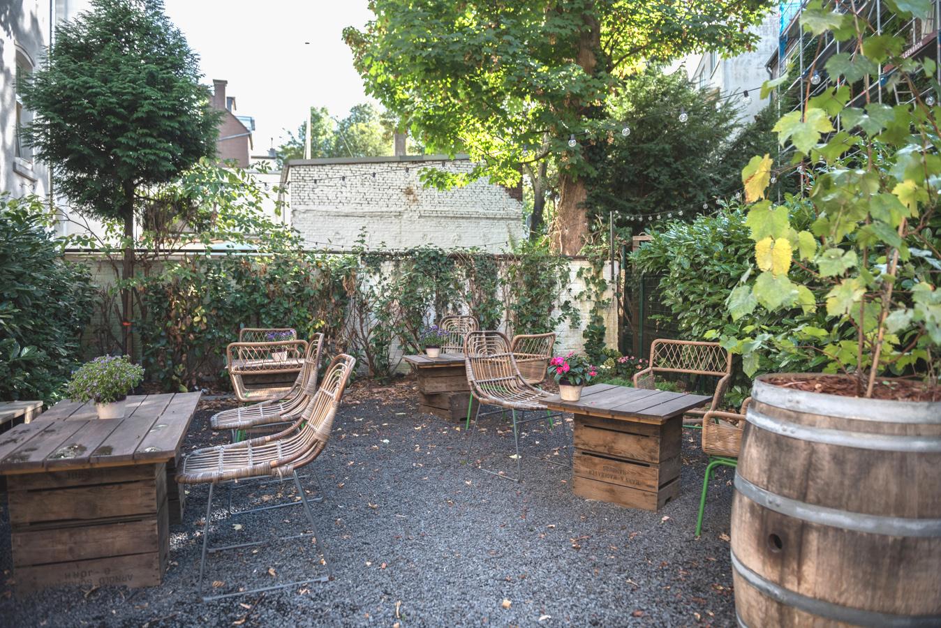Spiesser Essen Rüttenscheid Garten