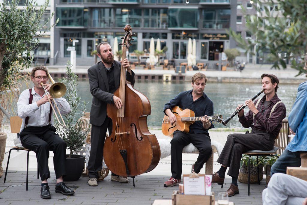 Jazz bei Thüringen tischt auf in Münster