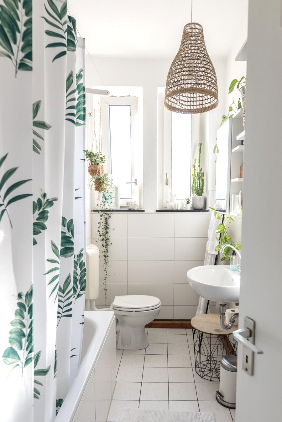 Die besten Grünpflanzen fürs Badezimmer