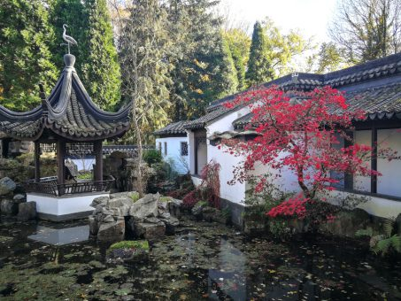 Botanischer Garten der Ruhr-Uni Bochum RUB
