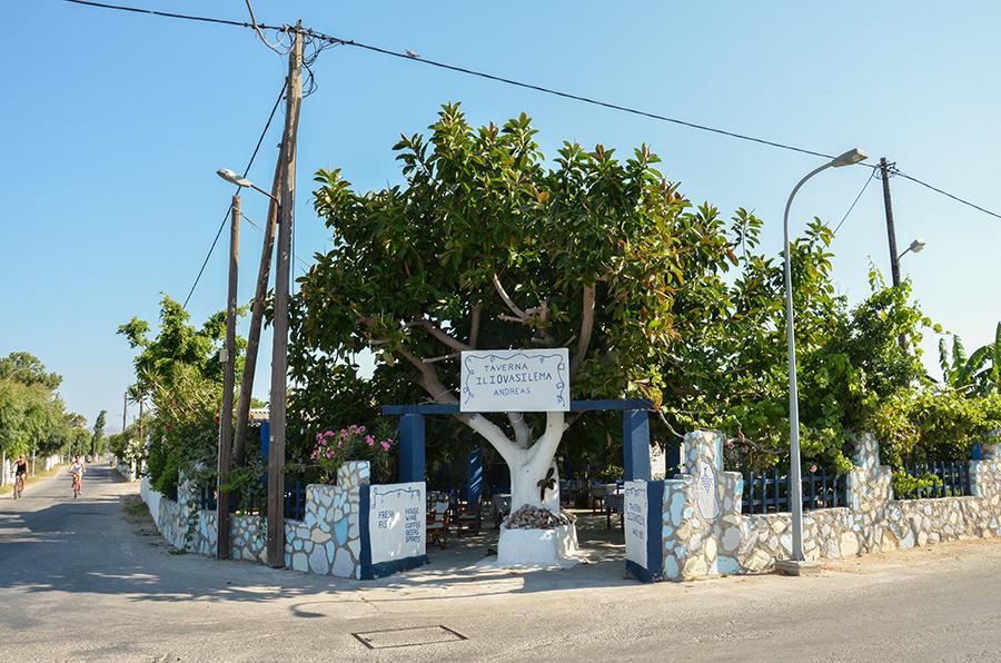 Taverna Kos Griechenland