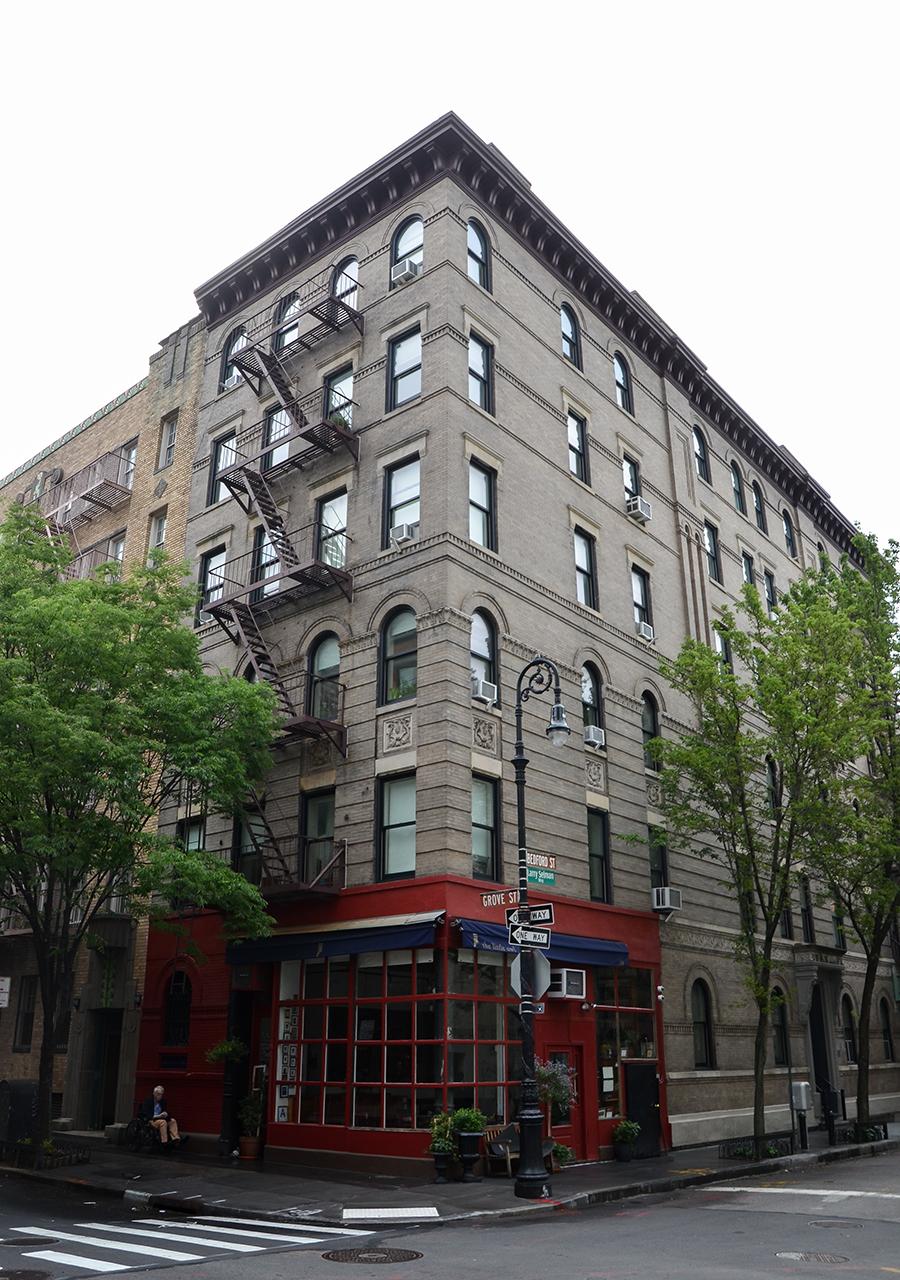 Friends Apartment in New York besichtigen #friends #newyork #friendsapartment #greenwichvillage