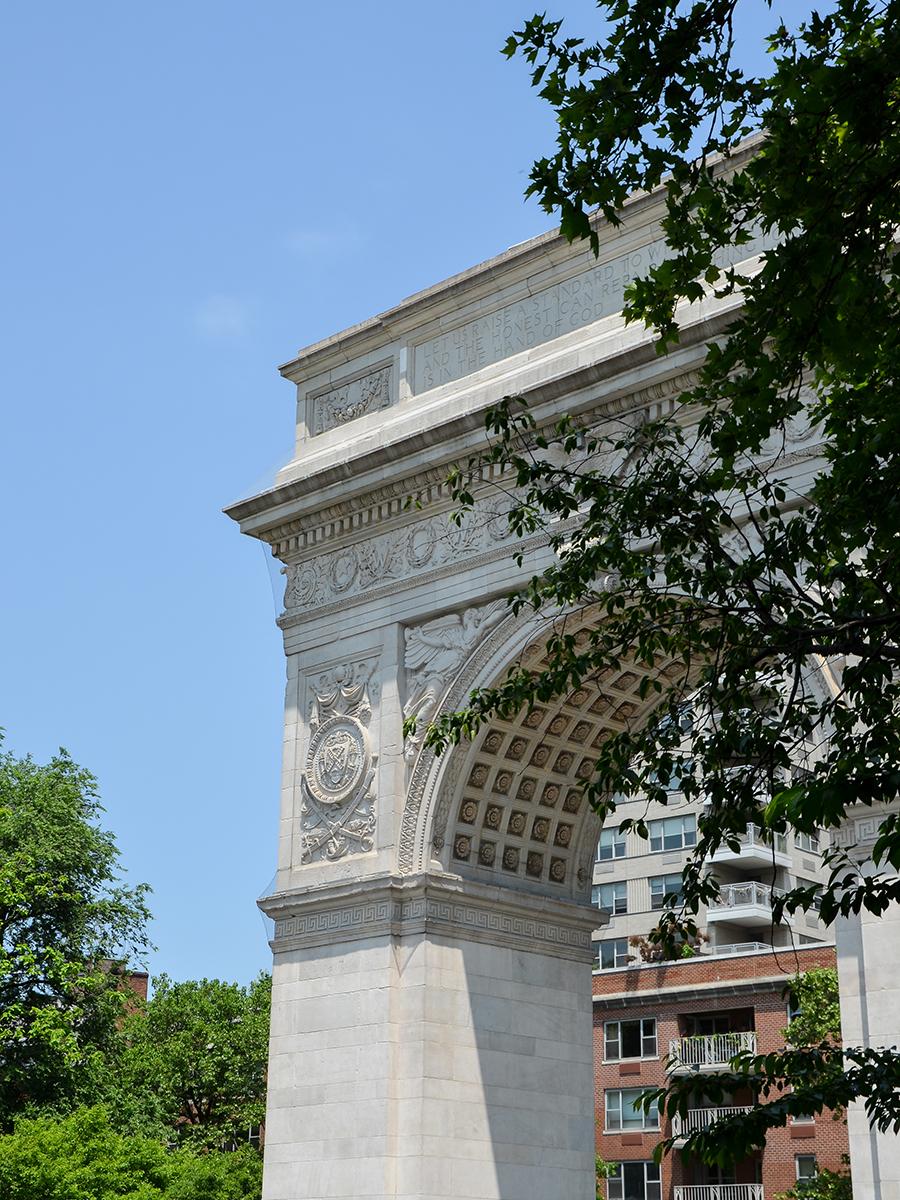 Washington Square Park New York