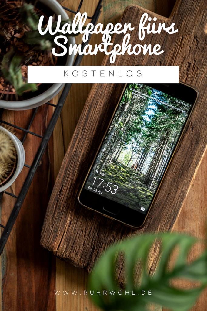 Wallpaper Smartphone kostenlos Wald Motiv #smartphone #iphone #hintergrund #wallpaper #freebie