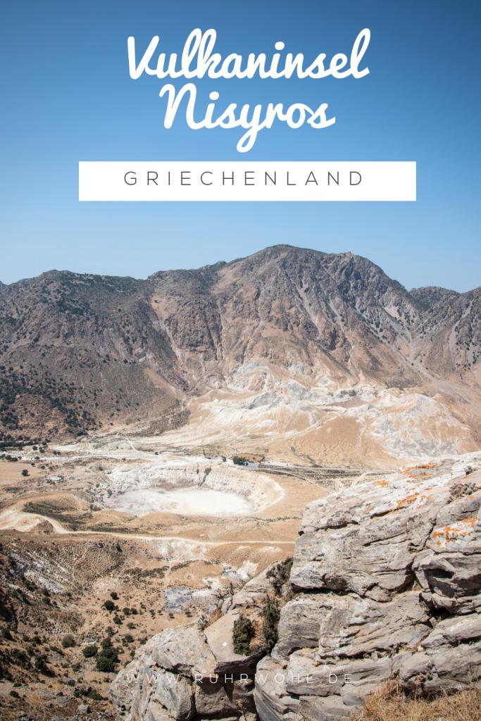 Nisyros Greece: Traumhafte Insel in der Ägäis mit aktivem Vulkan und idyllischen Bergdörfern