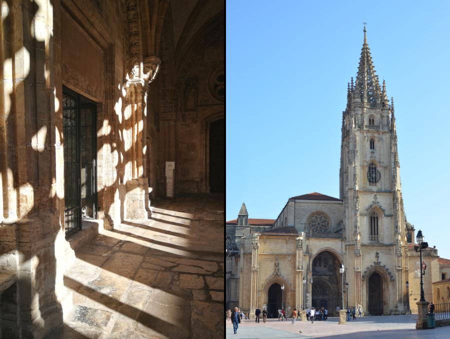 Kathedrale Oviedo Spanien