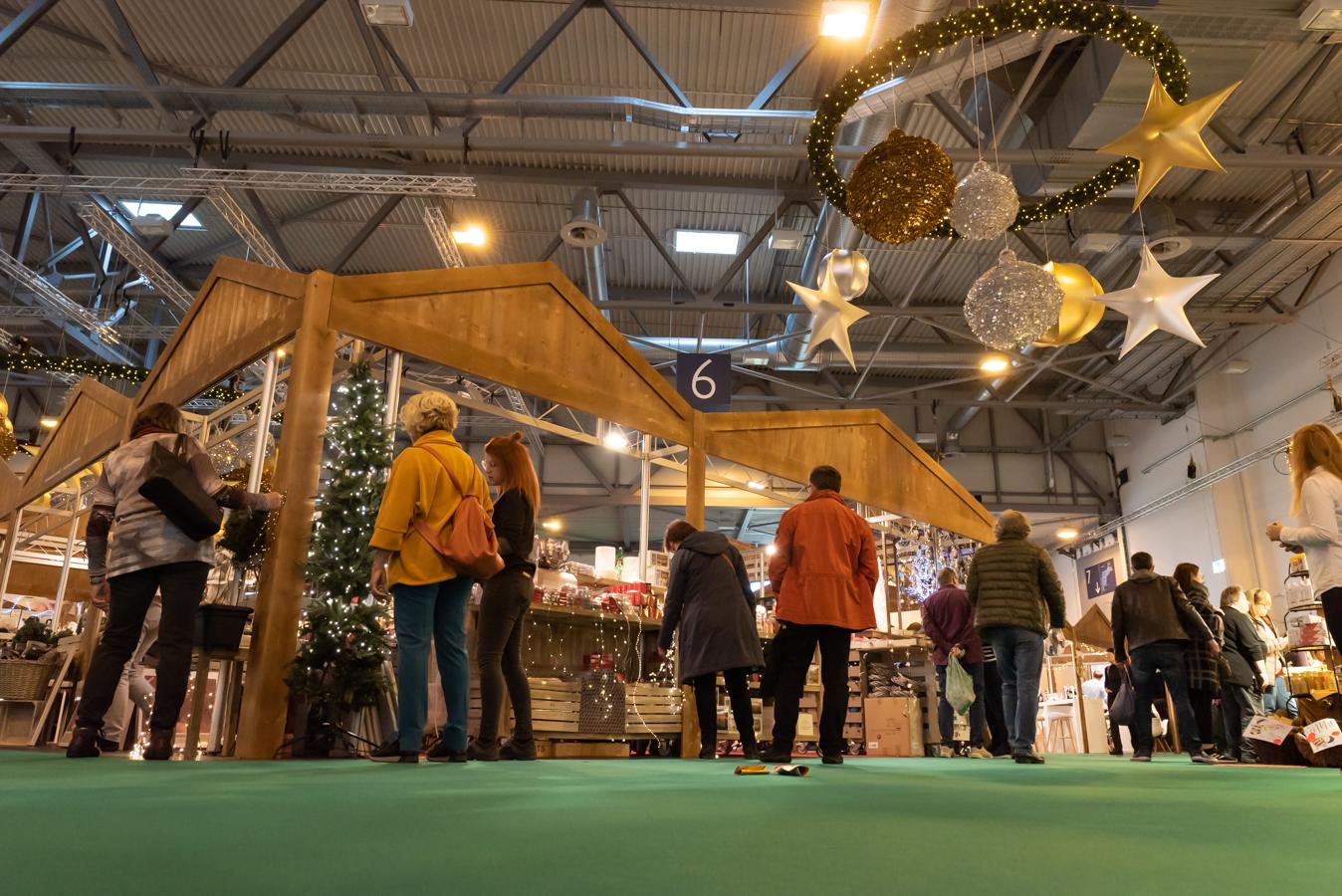 Mode Heim Handwerk in der Messe Essen NRWs größte Verbrauchermesse