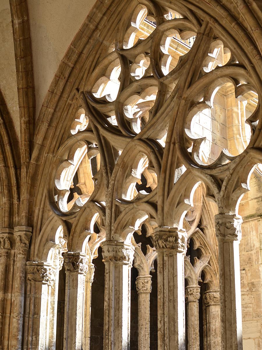 Kathedrale in Oviedo, Spanien