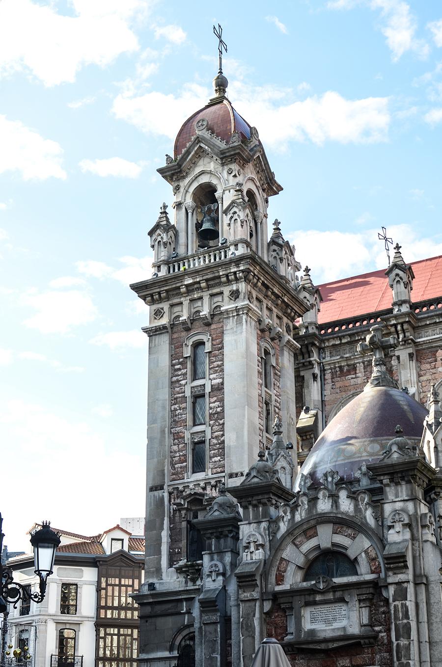 Oviedo Asturien Spanien