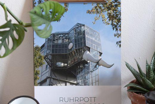 Kalender für 2020 mit Motiven aus dem Ruhrgebiet