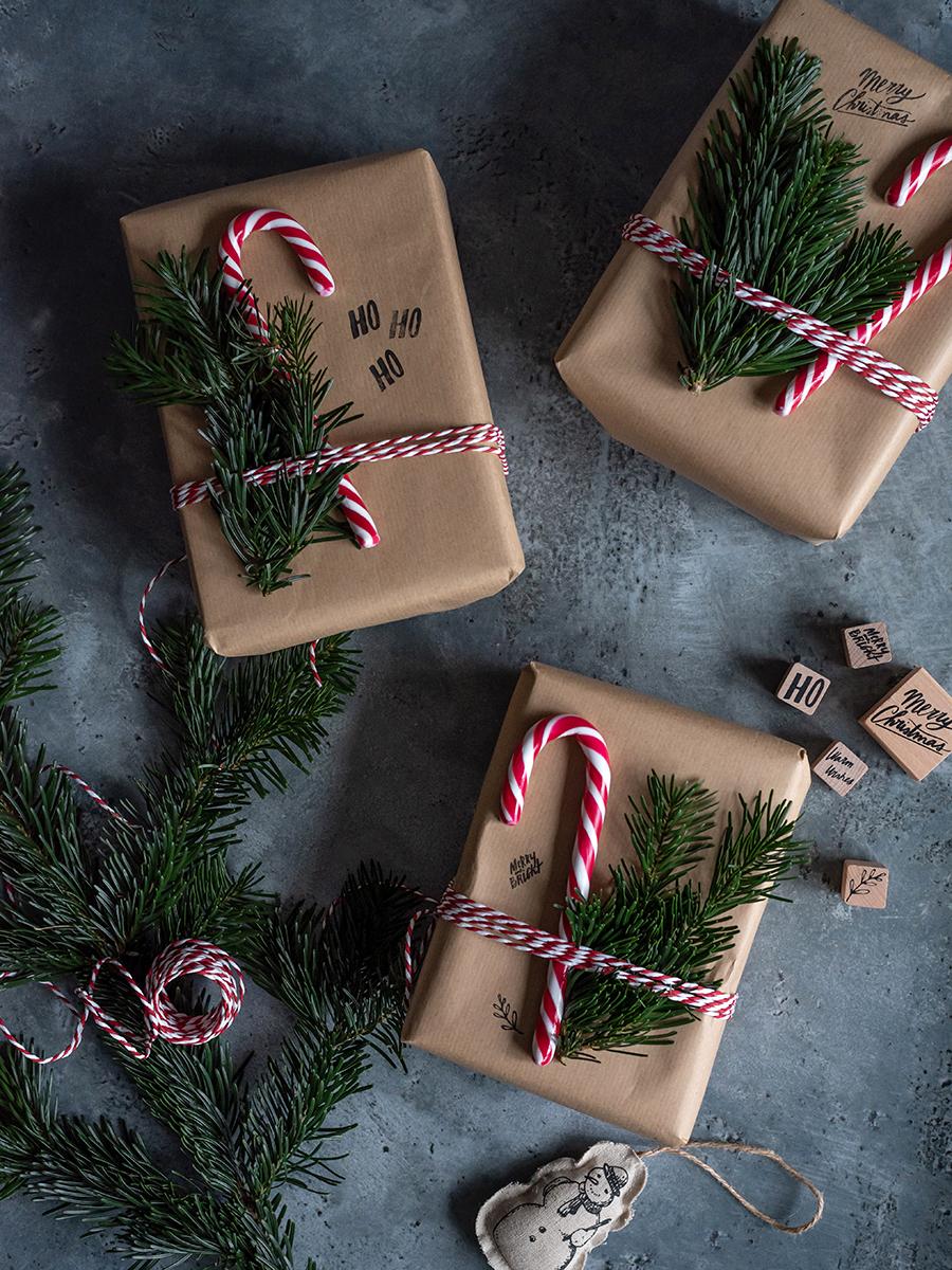 Geschenke einpacken: Ideen und Tipps für Grobmotoriker