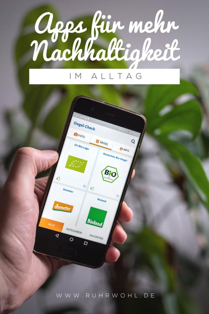 Apps für Nachhaltigkeit im Alltag