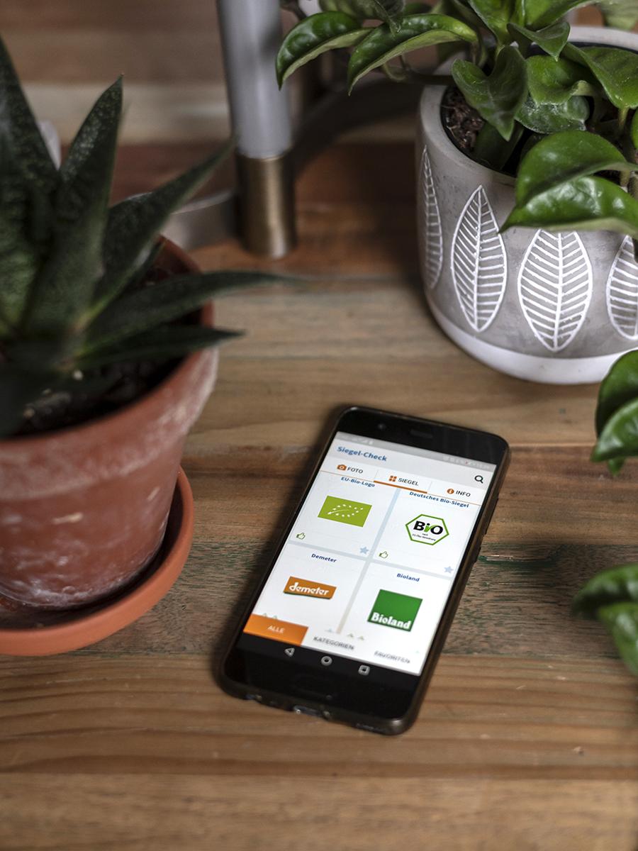 Apps für Nachhaltigkeit im Alltag: Tipps für Handy-Apps, die helfen gesünder und nachhaltiger zu leben